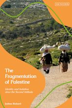 The Fragmentation of Palestine cover