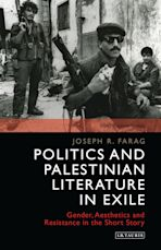 Politics and Palestinian Literature in Exile cover