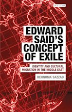 Edward Said's Concept of Exile cover