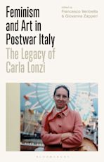 Feminism and Art in Postwar Italy cover