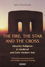 The Fire, the Star and the Cross cover