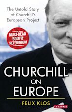 Churchill on Europe cover