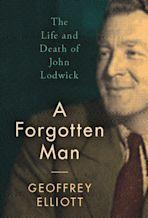 A Forgotten Man cover