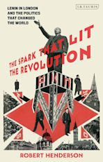 The Spark that Lit the Revolution cover