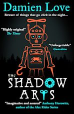The Shadow Arts cover