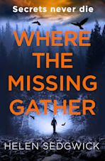 Where the Missing Gather cover