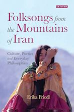 Folksongs from the Mountains of Iran cover