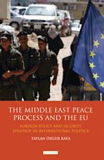 The Middle East Peace Process and the EU cover