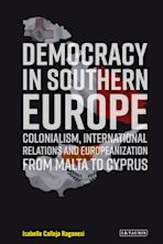 Democracy in Southern Europe cover