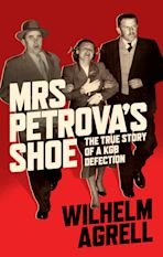 Mrs Petrova's Shoe cover