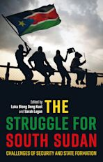 The Struggle for South Sudan cover