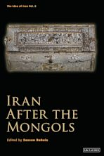 Iran After the Mongols cover