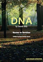 DNA by Dennis Kelly cover