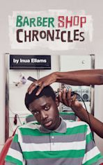 Barber Shop Chronicles cover