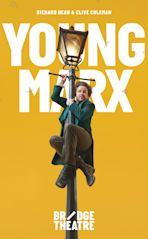Young Marx cover