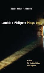 Lachlan Philpott: Plays One cover