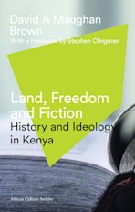 Land, Freedom and Fiction cover