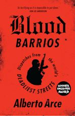 Blood Barrios cover