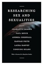 Researching Sex and Sexualities cover