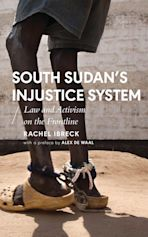 South Sudan's Injustice System cover
