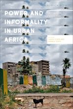 Power and Informality in Urban Africa cover