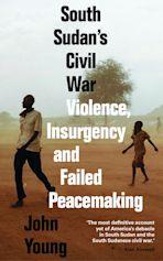 South Sudan's Civil War cover
