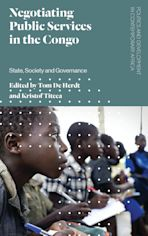 Negotiating Public Services in the Congo cover