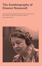 The Autobiography of Eleanor Roosevelt cover