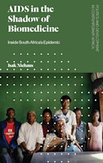 AIDS in the Shadow of Biomedicine cover