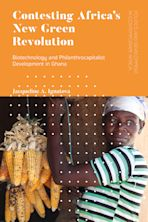 Contesting Africa's New Green Revolution cover