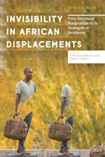 Invisibility in African Displacements cover