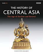 History of Central Asia cover