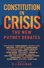 Constitution in Crisis cover