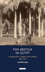 The British in Egypt cover