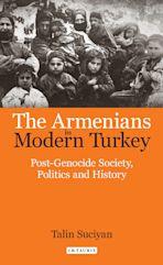 The Armenians in Modern Turkey cover