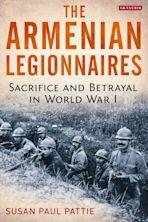 The Armenian Legionnaires cover