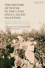 The History of Water in the Land Once Called Palestine cover