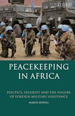 Peacekeeping in Africa cover