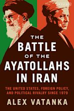 The Battle of the Ayatollahs in Iran cover