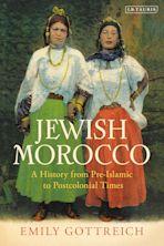 Jewish Morocco cover