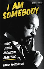 I Am Somebody cover