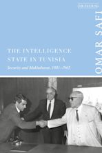 The Intelligence State in Tunisia cover