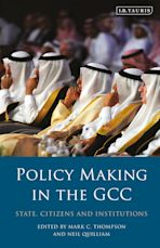 Policy-Making in the GCC cover