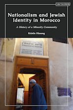 Nationalism and Jewish Identity in Morocco cover