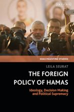 The Foreign Policy of Hamas cover