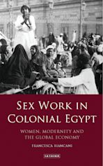 Sex Work in Colonial Egypt cover