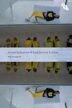 Screen Industries in East-Central Europe cover