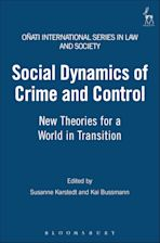 Social Dynamics of Crime and Control cover