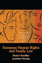 European Human Rights and Family Law cover