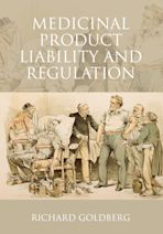 Medicinal Product Liability and Regulation cover
